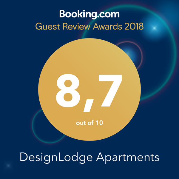 Design Lodge Award